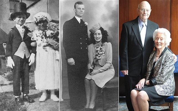 A Lifetime of Love: 70th Wedding Anniversary
