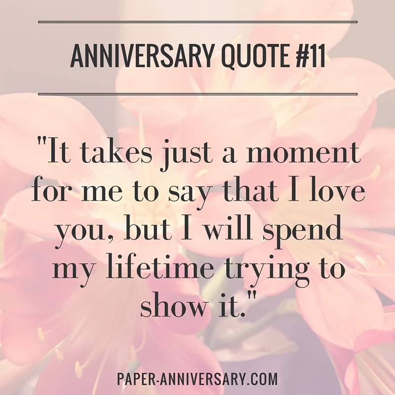 Happy Anniversary To A Beautiful Couple Quotes: 20 Anniversary Quotes For Her- Sweep Her Off Her Feet