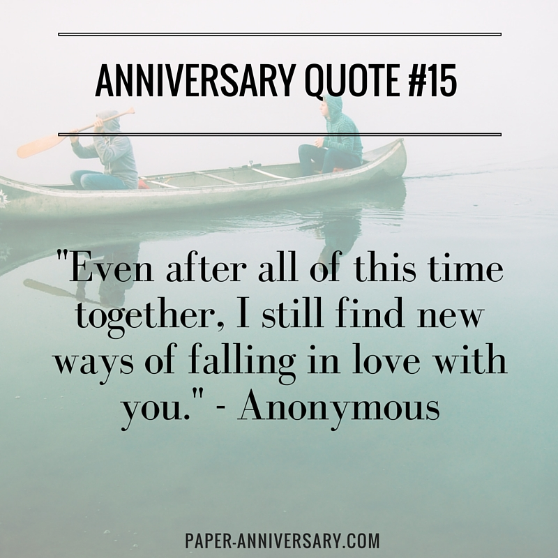 anniversary quote for wife